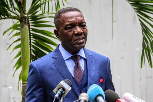 Atundu Liongo, l'apprenti politicien PCA de la Snél, n'a plus guère le temps de s'occuper de l'électricité du Congo