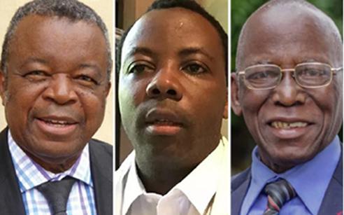 Dans la guerre de la pandémie de Covid-19, Muyembe, Munyangi et Batangu s'affrontent sans masque et sans mesures barrières