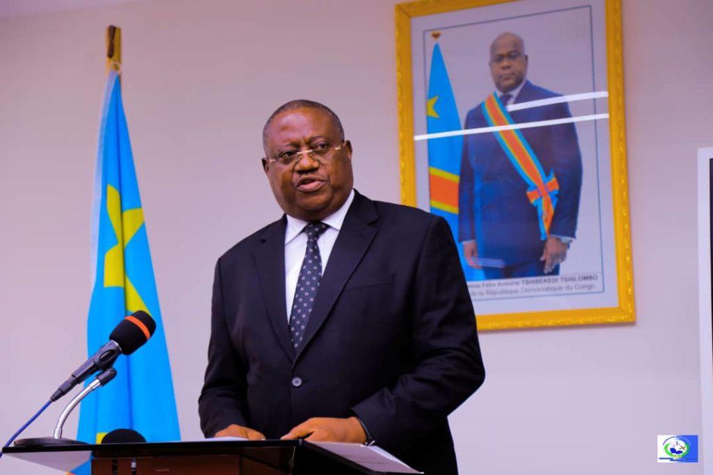 La tête du gouverneur Richard Muyez Mangeze Mans mise à prix