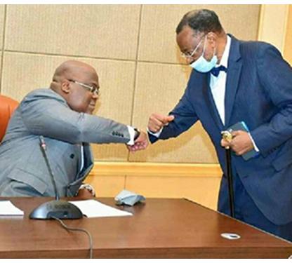 Peter Kazadi révèle le petit nom de Kitenge Yesu «Monsieur l'Organe»