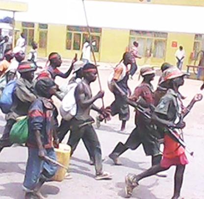 Deux attaques simultanées des insurgés Bakata Katanga laissent le lourd bilan de 11 morts dimanche à Lubumbashi