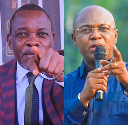 Le député de Lingwala Mukebayi fait arrêter un chantier face à la maison Schengen ouvert par Ngobila