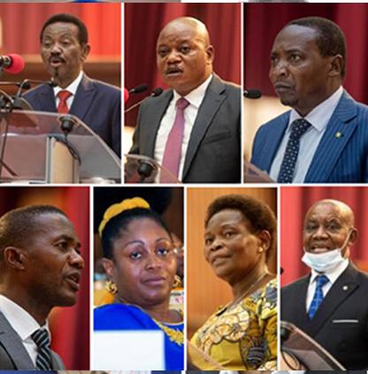 Les nouveaux visages de la Chambre basse congolaise