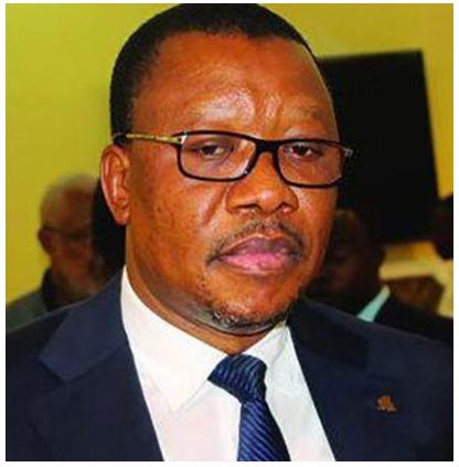 Le chef anti-corruption Minesest «libre» de tout mouvement