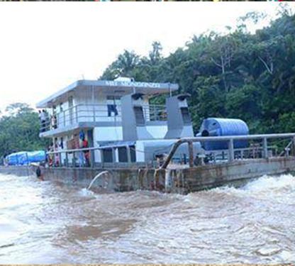 Le fleuve devient une nécropole flottante mais le D-G de la RVF Ngomper s'offre 15 jeeps 4X4