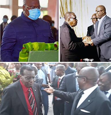 Félix Tshisekedi au cœur des agendas politiques internationaux