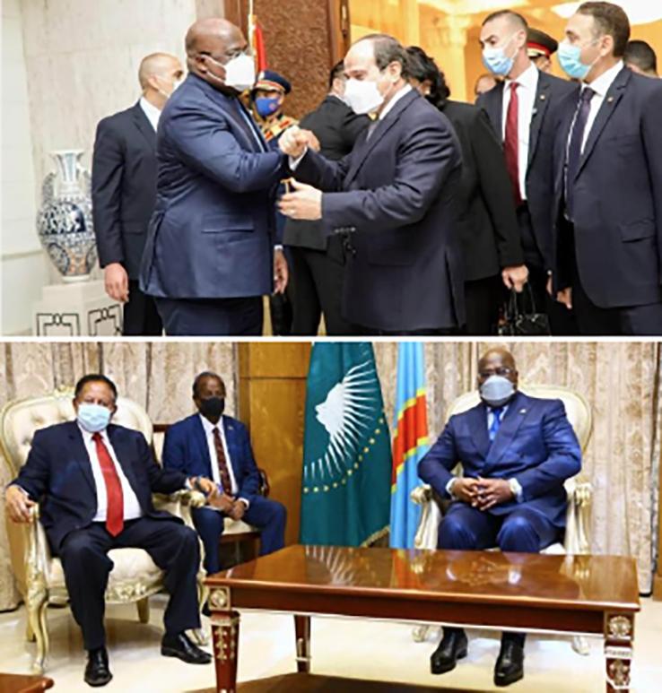 Au nom de l'Afrique, Fatshi reprend son bâton de pèlerin