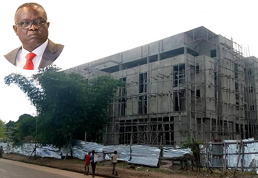 Le FPI et des banques siphonnent des candidats promoteurs : les 20 questions du Professeur Tryphon Kin-kiey Mulumba