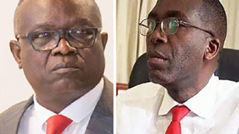 Poursuivis pour association des malfaiteurs, Matata et Kitebi risquent la peine de mort devant être commuée en la prison à vie