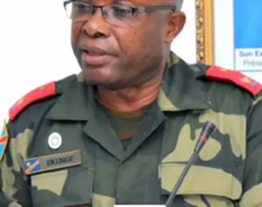 L'armée révèle l'origine des tueries à Bashu