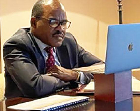 La tournée africaine d'Eric O Meyer sur le FMI le conduit à Kinshasa